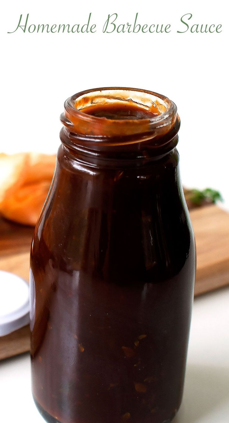 barbecue sauce cola barbecue sauce barbecue pizza sauce basic barbecue ...