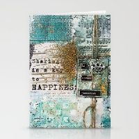 Be Always Creative Stationery Cards