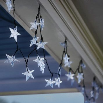 You'll love the 50-Light Star String Lights at Wayfair - Great Deals on all Kitchen & Dining products with Free Shipping on most stuff, even the big stuff.
