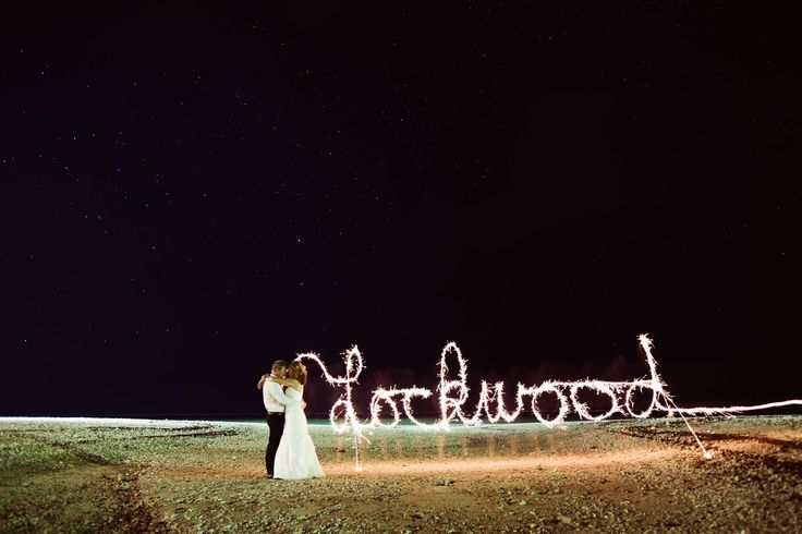 Outrigger Fiji Beach Resort Wedding Ideas Planning Inspiration Tropical Paradise Style Floral Design Planning Photography Night Sky Romance Beach Ocean Long Exposure Married