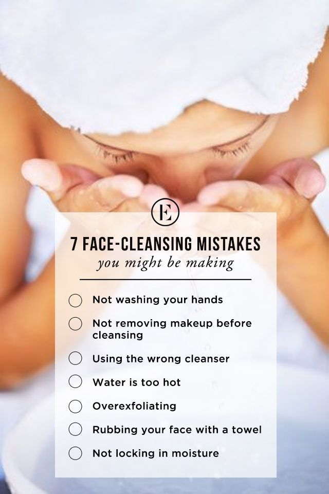 Washing our faces correctly is often the last thing on our minds when it comes to our beauty routines. But sometimes the simplest tweaks make all of the difference when it comes to skincare. #skincaretips #theeverygirl