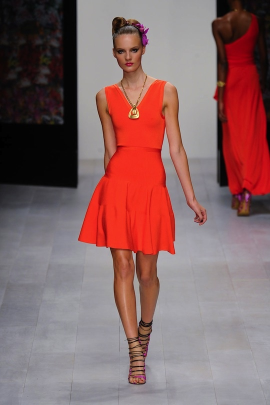 Issa 2013.  Adorable & Hot!  Love the colors in this collection
