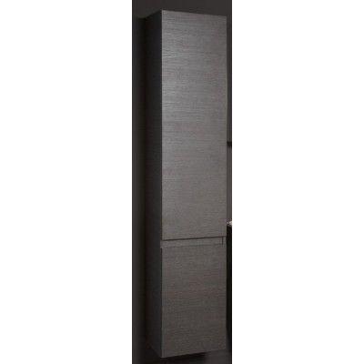 Batavia Patty Hoge kast 35x33,5x172 cm. deur links Wenge 63385 Productafbeelding