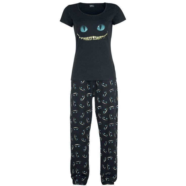 Smile (Alice im Wunderland) Pyjama jetzt bestellen! EMP