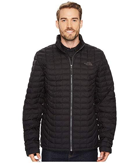 4b2a2998 THE NORTH FACE ThermoBall Jacket - Tall, TNF BLACK MATTE. #thenorthface  #cloth