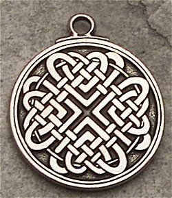 Celtic Love Knot. Soon to be tattooed on my forearm......oh maybe that would be really cool inside my dream catcher tattoo!
