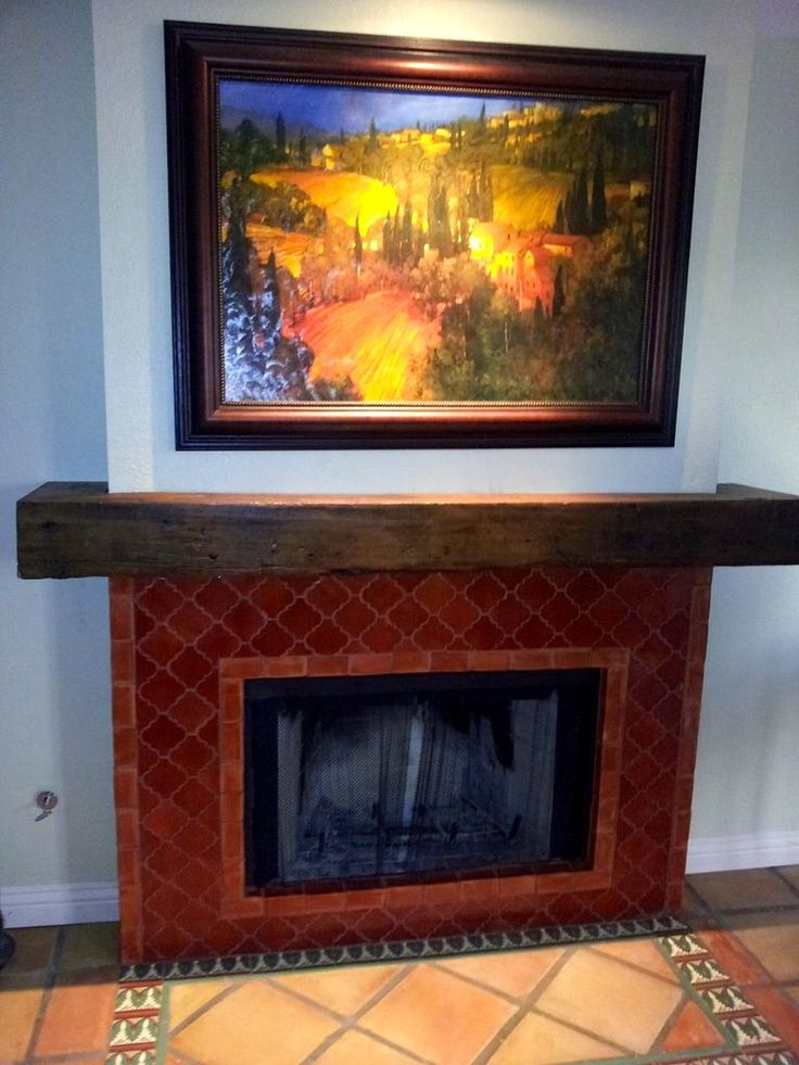 17 Best Images About Reclaimed Wood Mantels On Pinterest