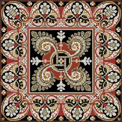 бесплатно крестом пасхальные скачать вышивки схемы