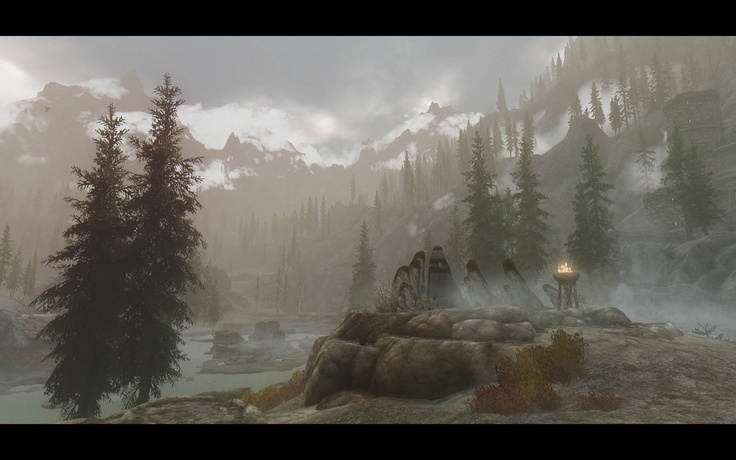 The Goddess ENB Configuration at Skyrim Nexus - Skyrim mods and community