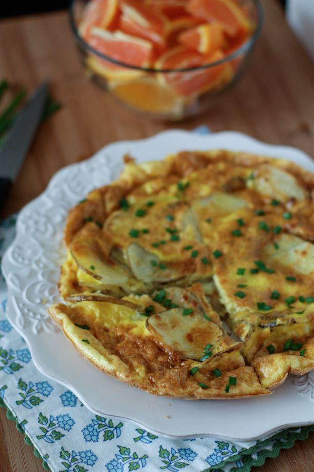 1000+ ideas about Potato Frittata on Pinterest | Frittata ...