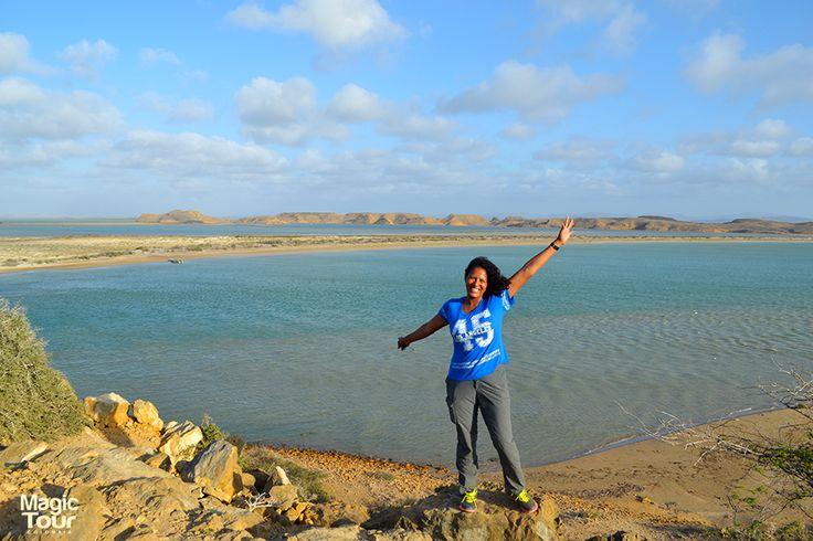 La Guajira y toda su inmensidad! #travel #adventure #culture #wetakeyouthere #guajira #colombia