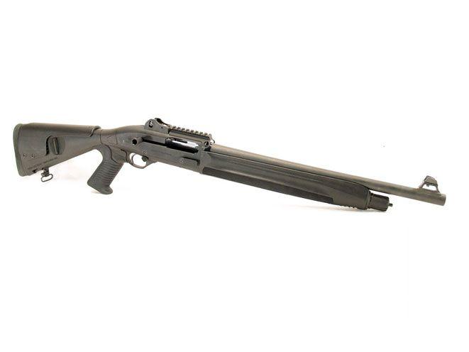 Mesa Tactical's Urbino Pistol Grip Stock has been selected for use on Beretta's 1301 tactical shotgun.