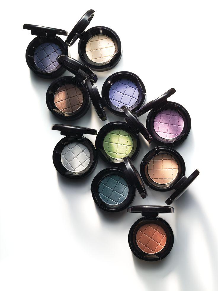 nc Colour Impact Eyeshadows for fun in the summer!