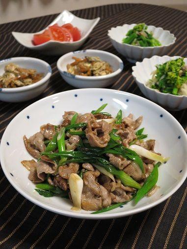 ラム肉とわけぎの炒め物♪アサリと菜花の辛子醤油和え。 - 小太郎の ... ラムとわけぎの炒め物ラムの薄切り肉で作る、ウー・ウェンさんのレシピ♪