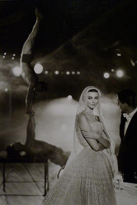 Richard Avedon - Dior 1957