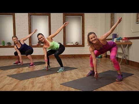 Rock Your Bottoms With Our Bikini-Butt Workout | Class Fitsugar