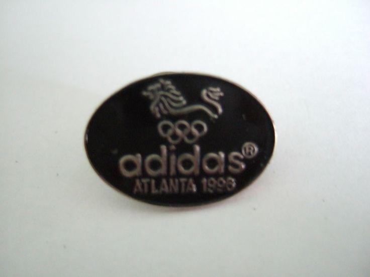 Atlanta 1996 Team GB  Adidas sponsor pin badge