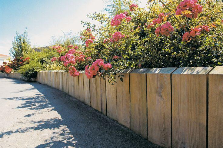 Top 25 ideas about bordure bois on pinterest bordure for Bordurette de jardin