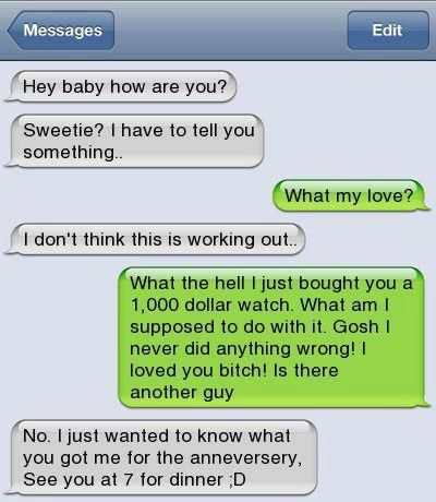Epic text - Hey baby how are you - http://jokideo.com/epic-text-hey-baby-how-are-you/