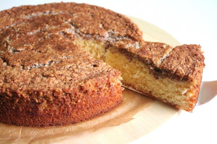 Saftiger Nuss-Sandkuchen Rezept