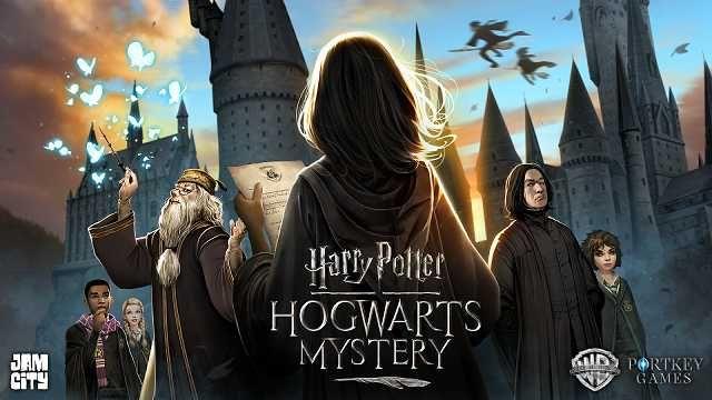 Harry Potter Hogwarts Mystery Mod Apk Download Hogwarts Mystery Harry Potter Games Harry Potter Rpg