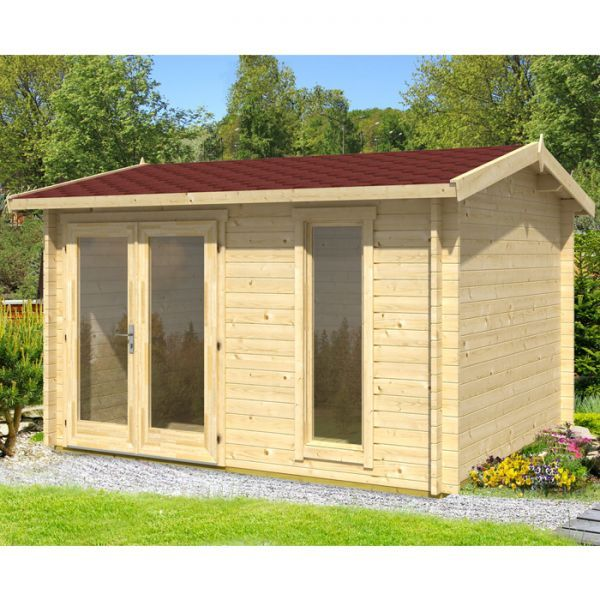 greenway 35m x 3m whiteleaf log cabin httpwwwsheds