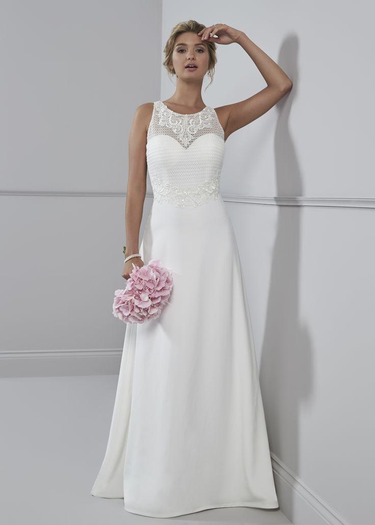 151 best Brautkleider - Wedding Dresses images on Pinterest   Bridal ...