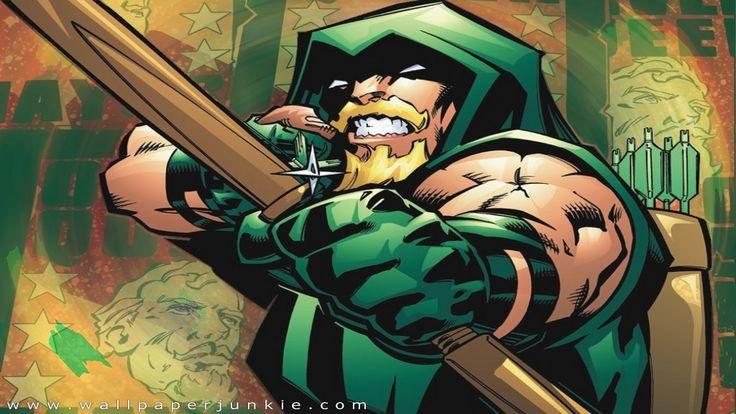 green arrow dc comics | DC Comics Wallpapers, Green Arrow dc comics 251211 1024 768, Pictures ...