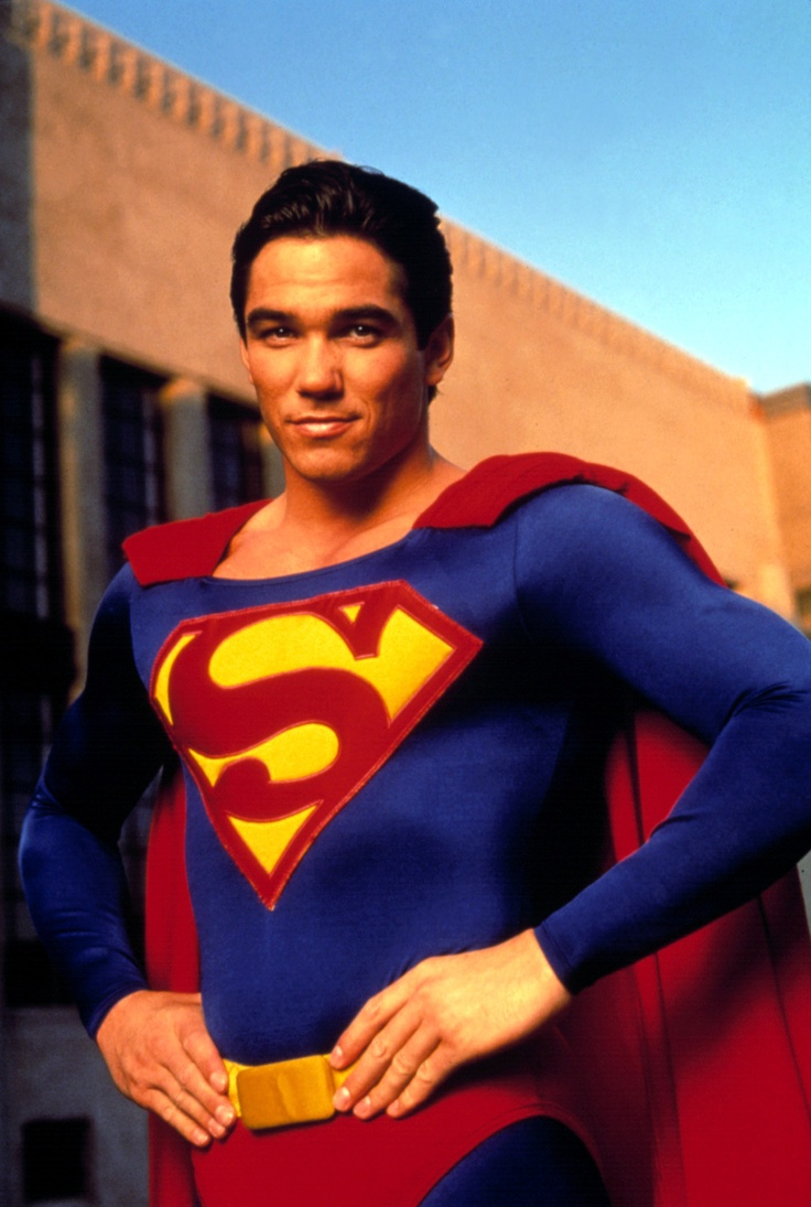 Dean cain as superman clark kent superman dean cain for Kent superman
