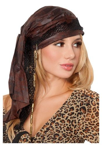 Brown Pirate Bandana $10                                                                                                                                                                                 More