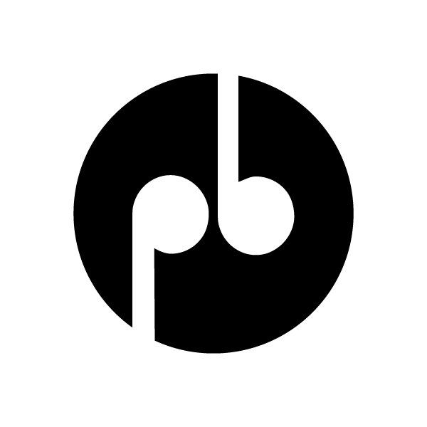 A Logo For A Pioneerball Record Label