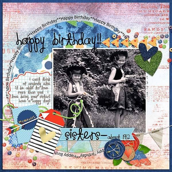 Layout by CTM Deanna using {A Wish Comes True} Digital Scrapbook Kit by Pixelily Designs http://store.gingerscraps.net/Pixelily-Designs/ #digiscrap #digitalscrapbooking #pixelilydesigns #awishcomestrue