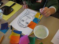 Self-Portrait Workshop - Paul Klee   TeachKidsArt