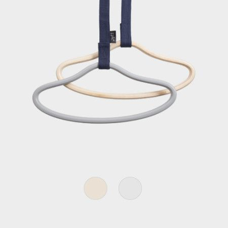 Coat Hanger from PYTT Living available in two colors.