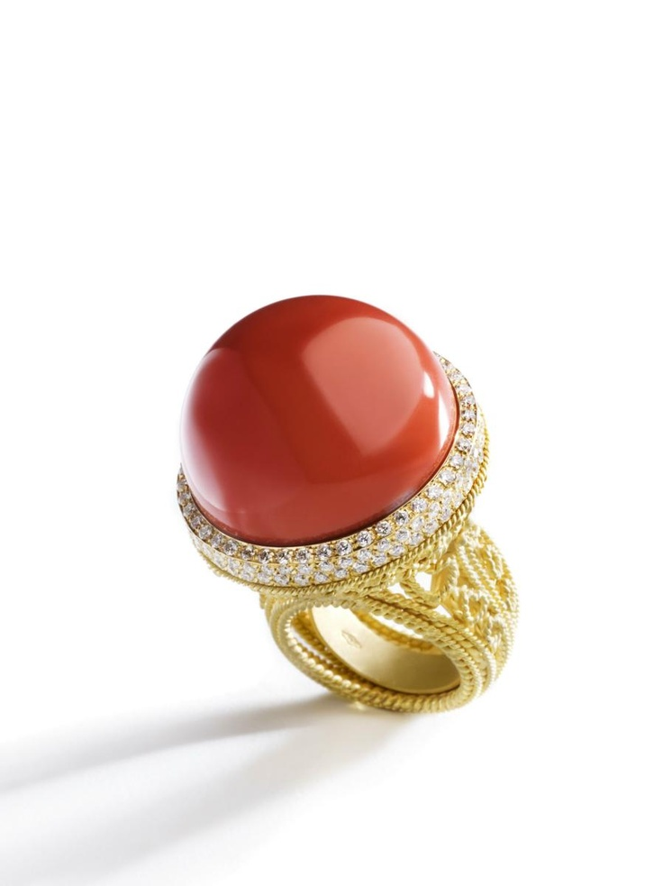 Massimo Izzo new collection for Hong Kong Jewellery Fair   Italian Style in Kuwait