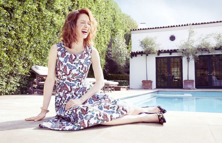 Ellie Kemper's Secrets for Dressing Happier  - Redbook.com