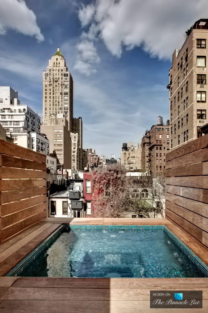 Outdoor Brunch Upper East Side Nyc 1871 House Henings Best New