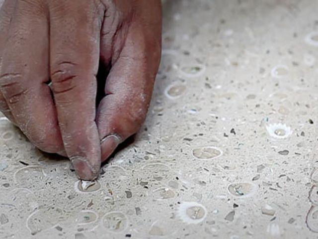 Terrazzo Floors Restoration Diy Terrazzo Flooring