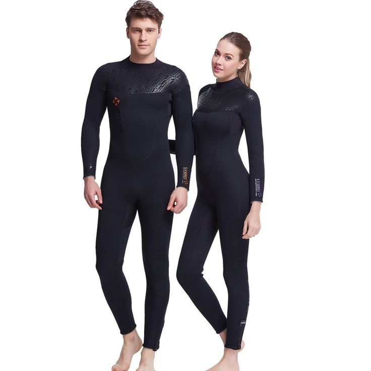 110.19$  Buy now - http://ali10d.worldwells.pw/go.php?t=32724741425 - NEW Neoprene Wetsuit Surf Women Snorkeling Wetsuits Men Surfing Suit for Women Diving Suit 5mm Full Body Swimsuit Spearfishing 110.19$
