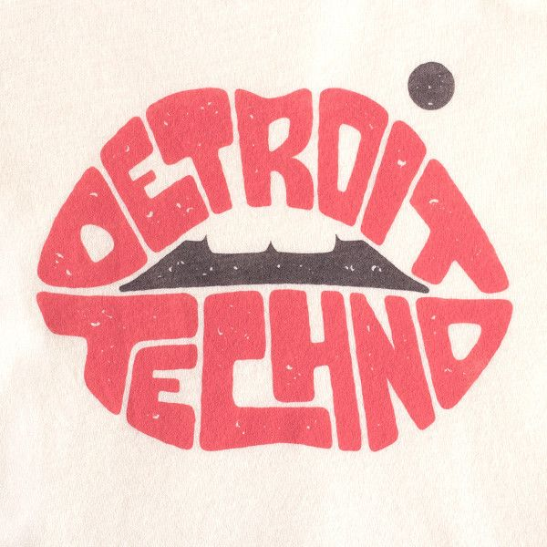 Detroit Techno Women's Racerback Tank T-Shirt, Modal & Cotton   I Club Detroit Techno T-shirts   Made in USA   Designed and Printed in Michigan
