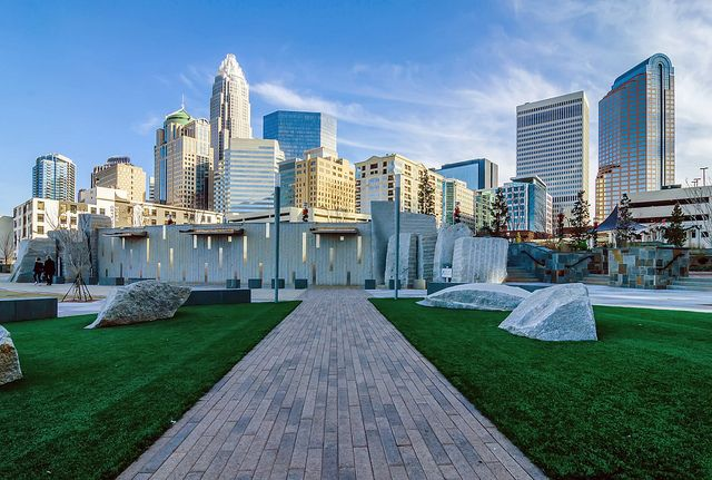 Charlotte is certainly one of the greatest cities in the south east - and perhaps America. The clean streets, modern design, numerous museums, European...