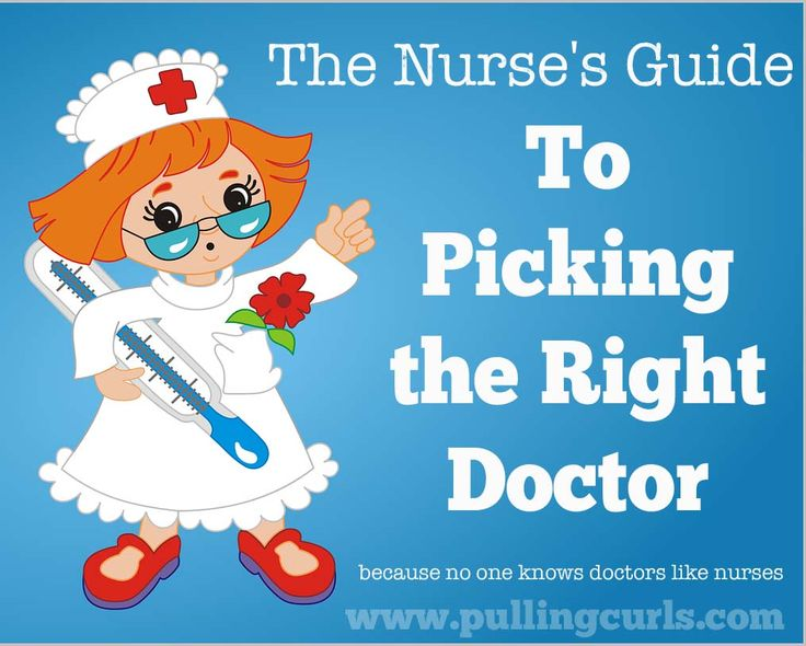 Finding a primary care physician is an important task.  This nurse's guide will help you ask yourself some questions to see what kind of doctor you REALLY want.