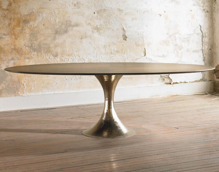 Julian Chichester Dakota Table for the dining room. Available @ Studio 882 (studio-882.com). #dakotatable