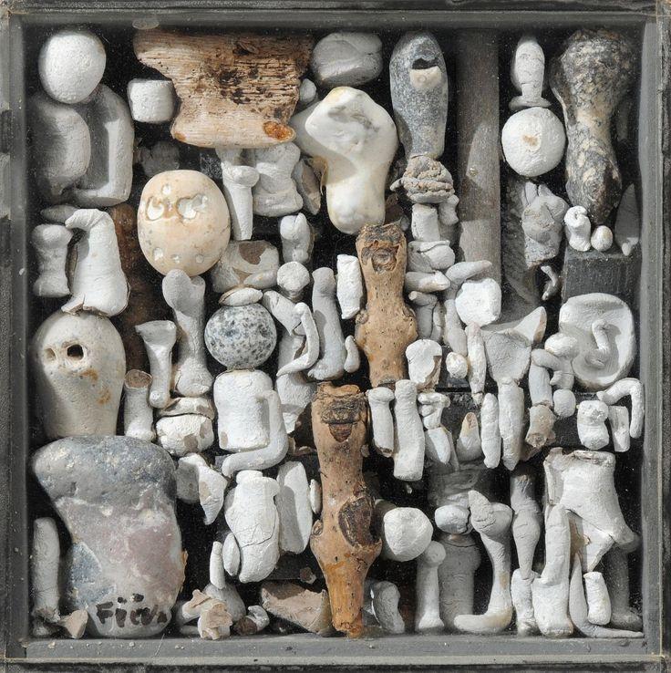 assemblage box niki de saint phalle - Recherche Google