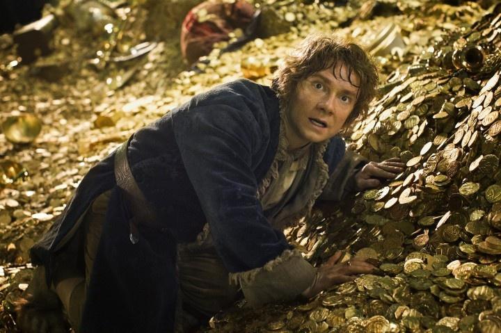 Martin Freeman en The Hobbit: Part 2