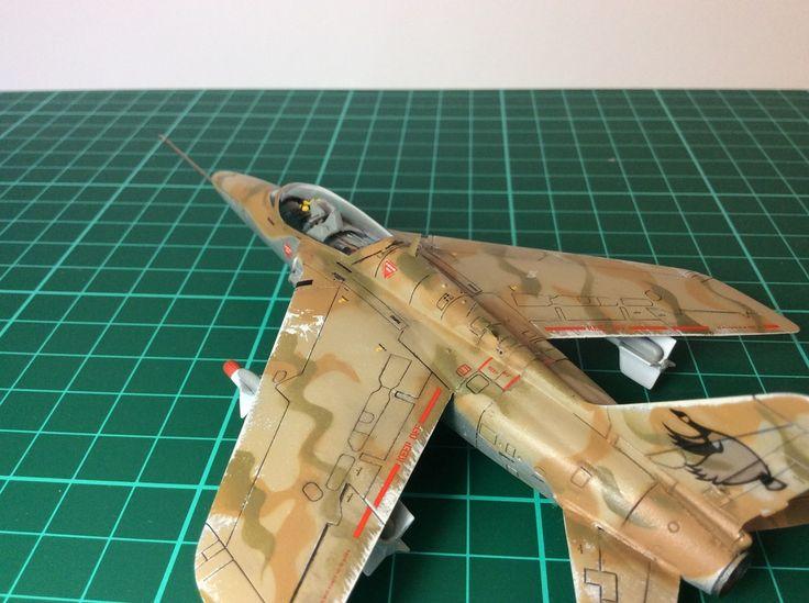 Folland Gnat F.1 - Build in Progress
