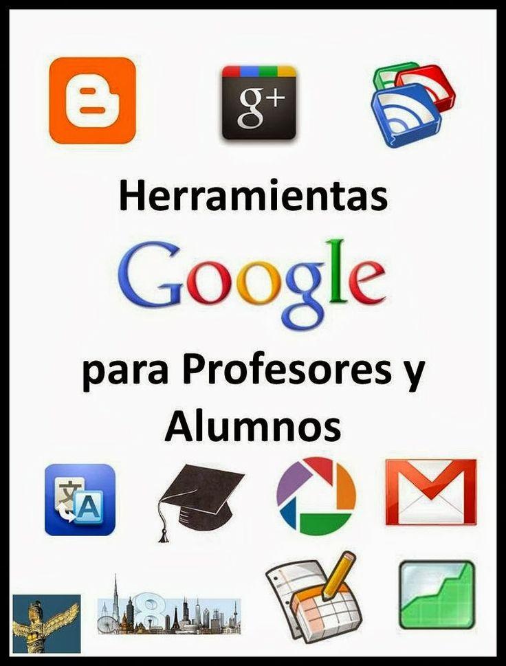"""Crea y aprende con Laura: """"Herramientas escondidas de Google para profesores y alumnos"""" Ebook gratuito"""