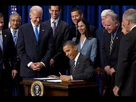Obama Issues New Executive Order To Ban Coffee, Cigarettes, Anxiety Medicine, and Tattoos - YouTube