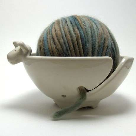 So cute . . . not sure where to buy them, but would be easy to make by a potter.