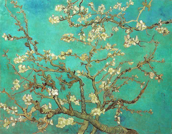 Vincent Van Gogh Looks Back 1889